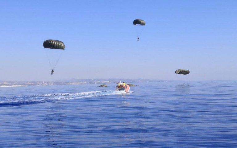 Πολυεθνική άσκηση νότια της Κύπρου (εικόνες)