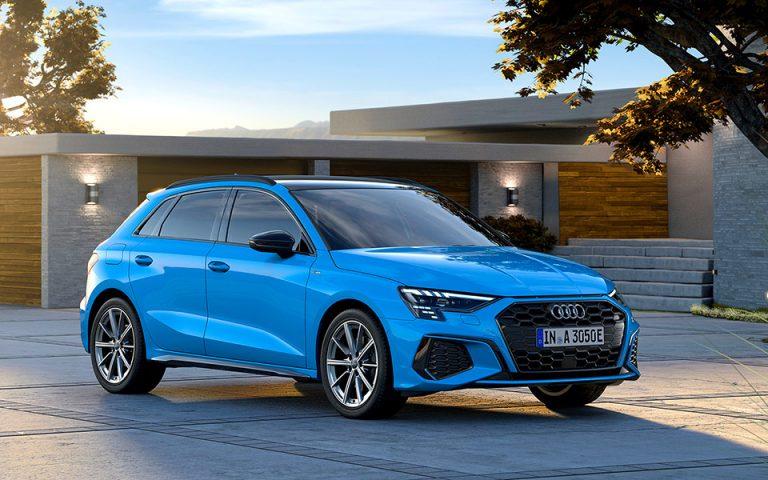 Ηλεκτρική αυτονομία έως 78 χλμ.: το νέο Audi Α3 Sportback 40 TFSI e