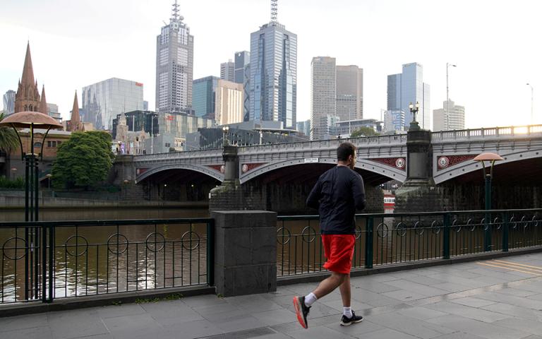 Μελβούρνη: Άρση περιοριστικών μέτρων μετά τον «μηδενισμό» των κρουσμάτων