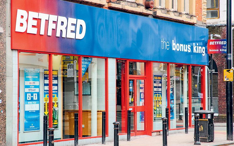 Η Betfred Group διατηρεί στη Βρετανία και στην Ιρλανδία περισσότερα από 1.300 γραφεία στοιχημάτων, ενώ το 2019 άρχισε να δραστηριοποιείται και στην Αμερική (φωτ. Shutterstock).