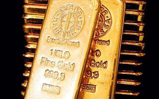 Ο χρυσός πλησιάζει και πάλι τις 2.000 δολάρια η ουγγιά.