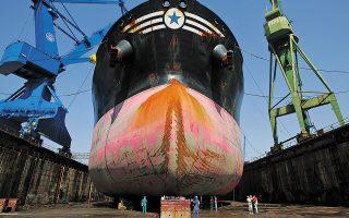 Για να διασφαλιστεί η βιωσιμότητα των Ναυπηγείων Σκαραμαγκά μακροπρόθεσμα, θα πρέπει να υπάρχει και εμπορικό έργο ναυπηγοεπισκευής.
