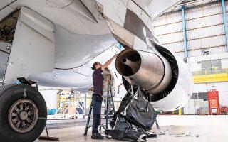 Από τις αρχές του έτους, 485 είναι τα αεροσκάφη που έχουν σταματήσει τις πτήσεις τους, εν συγκρίσει με τα 431 για το σύνολο του 2019 και τα 406 για το σύνολο του 2018.