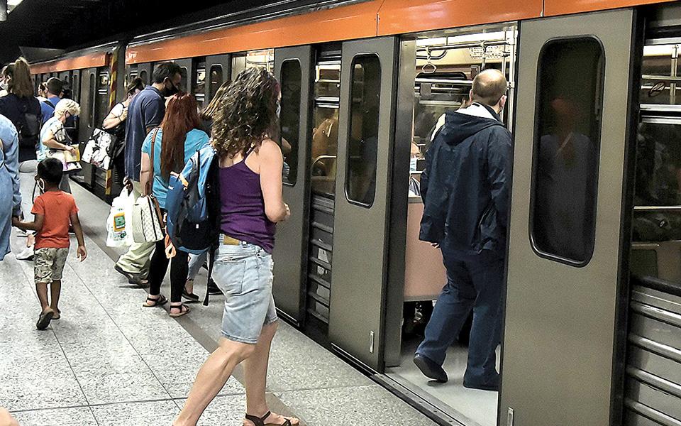 Η κατασκευή της γραμμής 4 του μετρό είναι το πιο μεγάλο, από πλευράς οικονομικού αντικειμένου, δημόσιο έργο της επόμενης δεκαετίας (φωτ. INTIME).