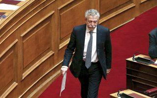 «Μνημείο συκοφαντίας και σταλινισμού» χαρακτήρισε ο Σταύρος Κοντονής την ανακοίνωση του γραφείου Τύπου του ΣΥΡΙΖΑ.