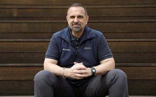 Ο Τζορτζ Γιανκόπουλος, συνιδρυτής, πρόεδρος και επικεφαλής επιστήμων της Regeneron (φωτ. REUTERS/Brendan McDermid).