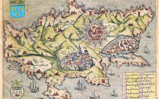 Οι χάρτες του δεύτερου τόμου είναι του 17ου αιώνα.