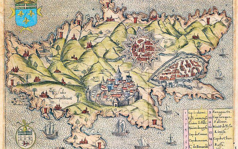 mia-ekdosi-me-palaioys-chartes-polytimo-tekmirio-gia-tin-istoria-tis-kyproy-561114973