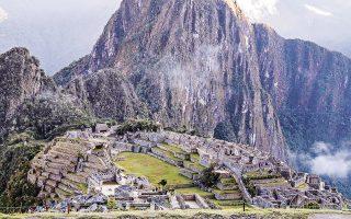 Χιλιάδες τουρίστες από όλο τον κόσμο επισκέπτονται κάθε χρόνο τον αρχαιολογικό χώρο του Μάτσου Πίτσου (φωτογραφία αρχείου, Α.Ρ.).