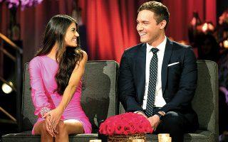 Το ριάλιτι «The Bachelor» εμφανίστηκε στην αμερικανική τηλεόραση το 2002.