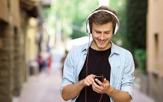Η εφαρμογή της Google είναι ικανή να αναγνωρίζει με μεγαλύτερη ακρίβεια τα τραγούδια, σε σχέση με ανταγωνιστικές εφαρμογές (φωτ. SHUTTERSTOCK).