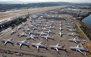 Τα 737 ΜΑΧ καθηλώθηκαν μεμιάς τον Μάρτιο του 2019 με αφορμή τα δύο πολύνεκρα δυστυχήματα, που προηγήθηκαν – 346 άνθρωποι έχασαν τη ζωή τους σε αυτά τον Οκτώβριο του 2018 και τον Μάρτιο του 2019.