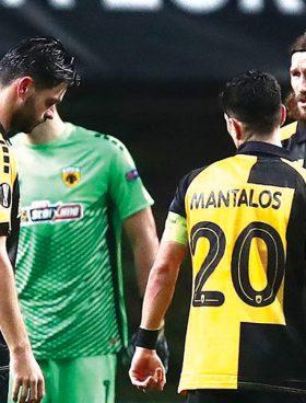 Η Ενωση γνώρισε βαριά ήττα από την Μπράγκα με 3-0 στην πρεμιέρα της στους ομίλους του Γιουρόπα Λιγκ (φωτ. INTIMENEWS).