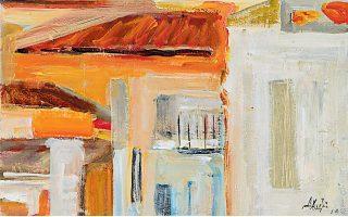 Εκθεση της Αθηνάς Χατζή με τίτλο «Αστικά ημιτόνια», στην γκαλερί Genesis.