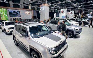 Ο νέος όμιλος θα έχει την επωνυμία Stellantis και θα προσβλέπει σε παχυλά έσοδα από την πώληση αγροτικών ημιφορτηγών Ram και οχημάτων πολλαπλών χρήσεων και ελεύθερου χρόνου Jeep SUV στο αμερικανικό καταναλωτικό κοινό. Με τα χρήματα αυτά, η εταιρεία θα χρηματοδοτήσει την ακριβή ανάπτυξη πράσινων αυτοκινήτων με μηδενικούς ρύπους (φωτ. EPA).