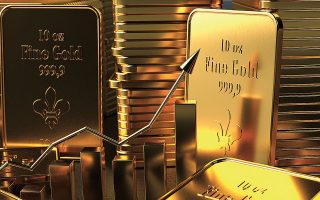 Σε πωλήσεις χρυσού για πρώτη φορά μετά 13 χρόνια προχώρησε το γ΄ τρίμηνο του έτους η Τράπεζα της Ρωσίας.