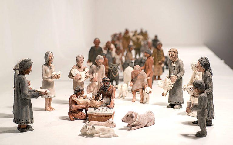 «Ο δρόμος προς τη θυσία» του Γιάννη Καστρίτση