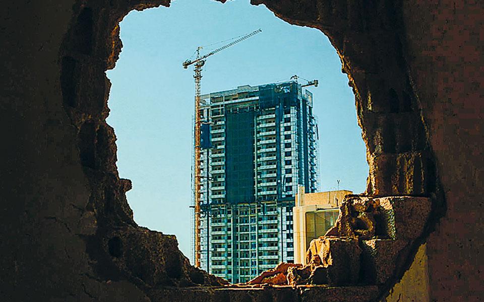 Το ντοκιμαντέρ «Taste of Cement» ακολουθεί την ανοικοδόμηση της Βηρυτού.
