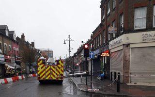 Φωτ. London Fire Brigade