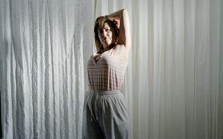 Περνίλε Κόλντμπεχ Φιχ, «Grey stretch 04» (φωτ. Pernille Koldbech Fich).