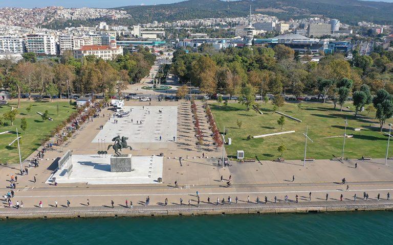 Μήνυμα από το 112 στη Θεσσαλονίκη για τον κορωνοϊό