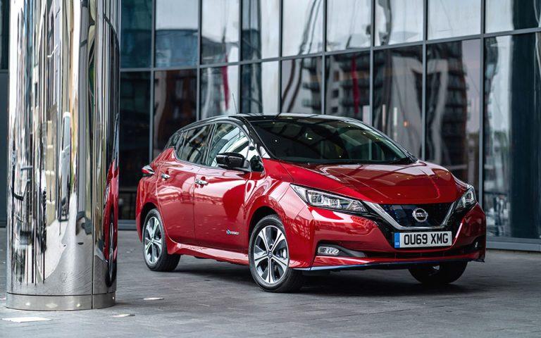 Κορυφαία αναγνώριση για τις δύο γενιές του Nissan LEAF