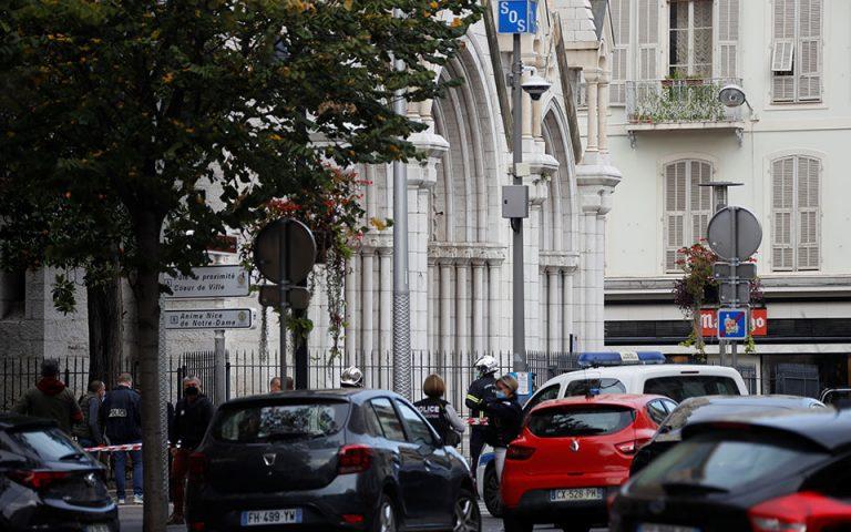 Γαλλία: Επίθεση με μαχαίρι στη Νίκαια – Τρεις νεκροί (εικόνες)