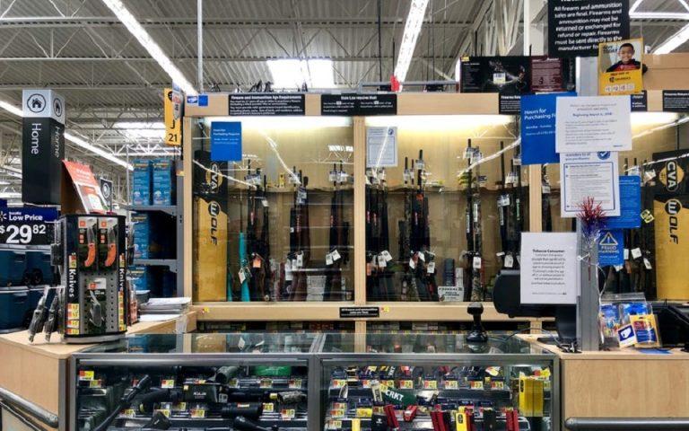 ΗΠΑ: Καταστήματα αποσύρουν τα όπλα από τα ράφια τους