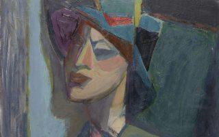 Αναδρομική έκθεση της Ελένης Σταθοπούλου στην Εθνική Βιβλιοθήκη.