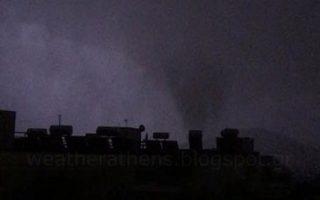Φωτ. Meteo.gr/ weatherathens.blogspot.com