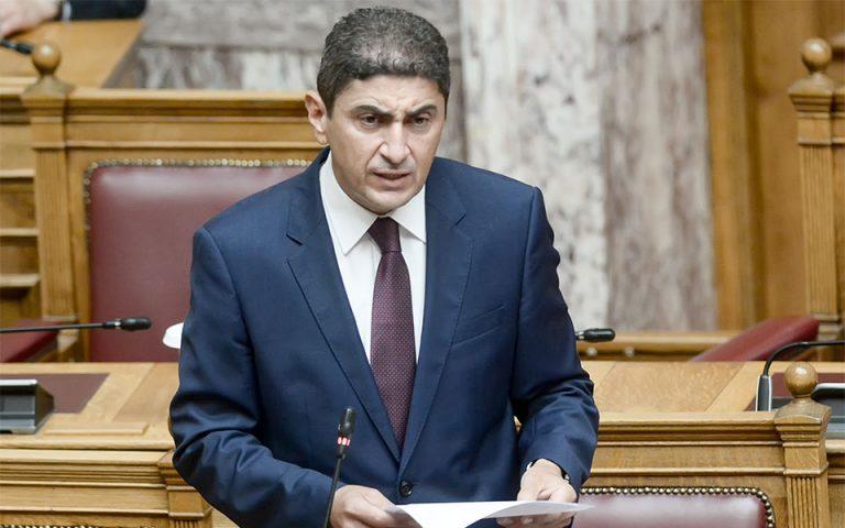 Λ. Αυγενάκης: Χάος και έλλειψη νομιμότητας στον ελληνικό αθλητισμό