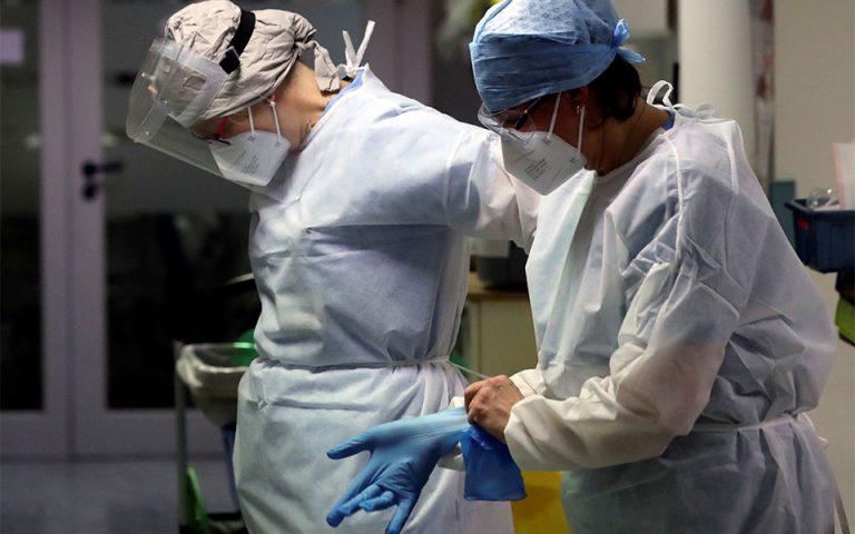 Το Βέλγιο στέλνει ασθενείς με COVID-19 σε γερμανικά νοσοκομεία