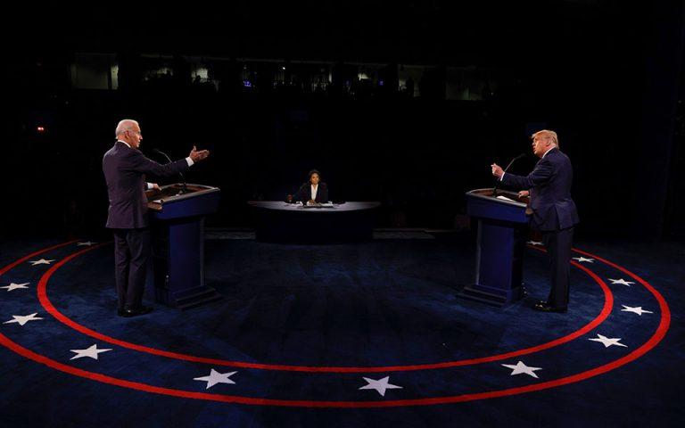 Χαμηλότερη τηλεθέαση στο δεύτερο προεδρικό ντιμπέιτ
