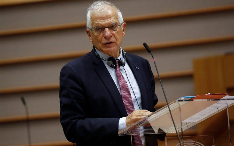 Μπορέλ: «Aπαράδεκτη» κάθε ξένη παρέμβαση στη Λιβύη