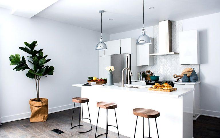 Έξυπνες λύσεις για μικρή κουζίνα