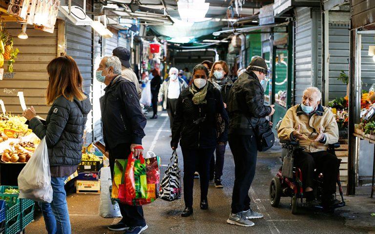 Στα όριά της η Ευρώπη λόγω έξαρσης της πανδημίας