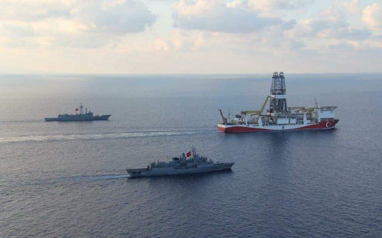 Έρευνες και νότια της Κρήτης προαναγγέλλει η Άγκυρα