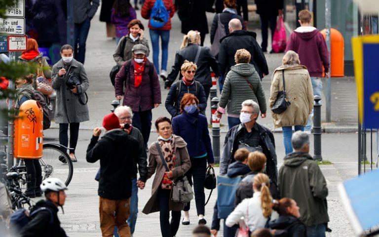 Γερμανία: Αυστηρότερα μέτρα κατά του κορωνοϊού θα προτείνει η Μέρκελ