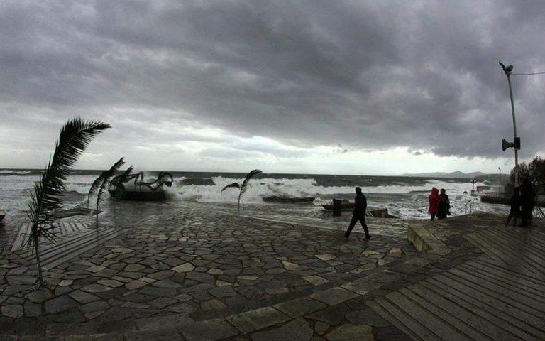 Έκτακτο δελτίο ΕΜΥ: Καταιγίδες από το πρωί της Τρίτης