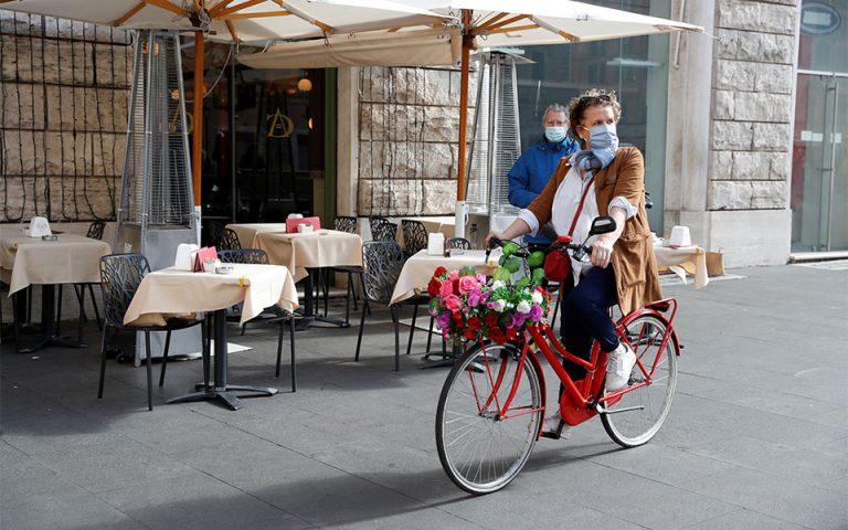 Ιταλία: Νέα περιοριστικά μέτρα υπέγραψε ο Κόντε