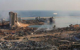 Δεκάδες χιλιάδες τόνους σιτάλευρου απέστειλε στη Βηρυτό το Παγκόσμιο Επισιτιστικό Πρόγραμμα μετά τη φονική και καταστροφική έκρηξη που έπληξε την πρωτεύουσα του Λιβάνου τον Αύγουστο.