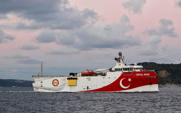 Τούρκος υπουργός Ενέργειας: Θα ολοκληρώσουμε τις έρευνες σε δύο μήνες – Πού βρίσκεται το «Ορούτς Ρέις»