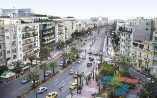 Η Βασιλίσσης Σοφίας αποτελεί τον βασικό πολιτιστικό άξονα της Αθήνας, πραγματοποιώντας με εναλλακτικό τρόπο το όραμα του εμπνευσμένου αρχιτέκτονα Γιάννη Δεσποτόπουλου, στα τέλη της δεκαετίας του 1950, για τη δημιουργία του Πνευματικού Κέντρου της Αθήνας.  Φωτ. ΝΙΚΟΣ ΒΑΤΟΠΟΥΛΟΣ