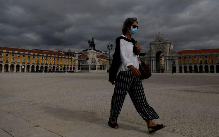 Πάνω από 100.000 τα κρούσματα στην Πορτογαλία