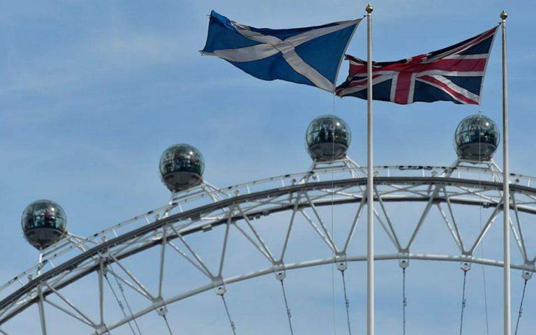 Σκωτία: Σε επίπεδα ρεκόρ η υποστήριξη της ανεξαρτησίας από το Ηνωμένο Βασίλειο