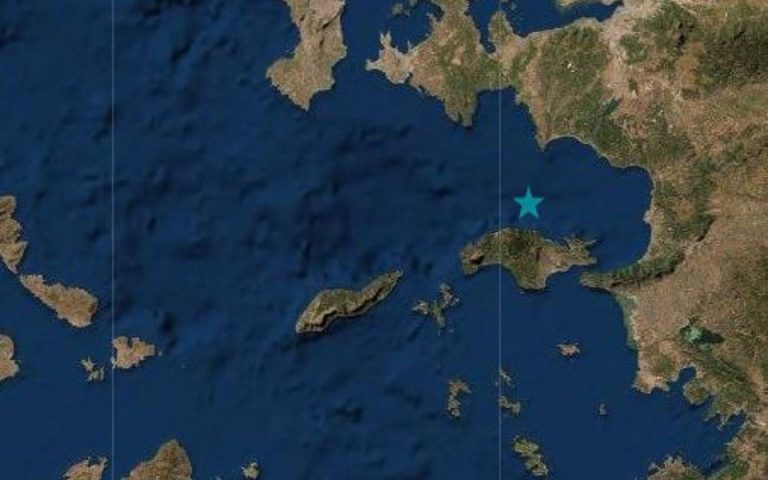 Σεισμός 7 Ρίχτερ βόρεια της Σάμου – Ιδιαίτερα αισθητός και στην Αττική