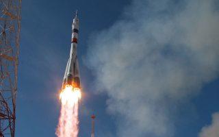 Roscosmos/Handout (μέσω REUTERS)