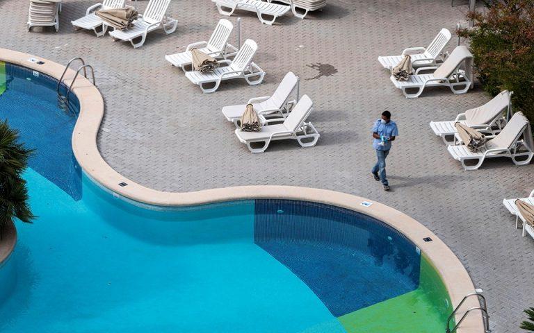 Κορωνοϊός: Βαρύ το πλήγμα για τα ξενοδοχεία της Ισπανίας