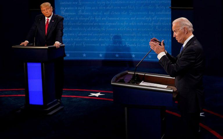 ΗΠΑ: Προς ρεκόρ η συμμετοχή στις εκλογές – Οι τελευταίες δημοσκοπήσεις
