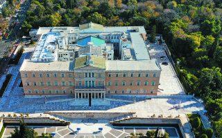 Την περίοδο 2010-15, όποιος προλάβαινε κατέθετε στη Βουλή κι ένα αντιρατσιστικό νομοσχέδιο. Κάθε Κοινοβουλευτική Ομάδα δημοσιοποιούσε το δικό της. Το ΠΑΣΟΚ από το 2011 κατέθεσε τρία, η Ν.Δ. και ο ΣΥΡΙΖΑ από ένα, ακόμη και η Χ.Α. κατέθεσε πρόταση νόμου αντιμετώπισης του ρατσισμού κατά των... Ελλήνων. Φωτ. SHUTTERSTOCK